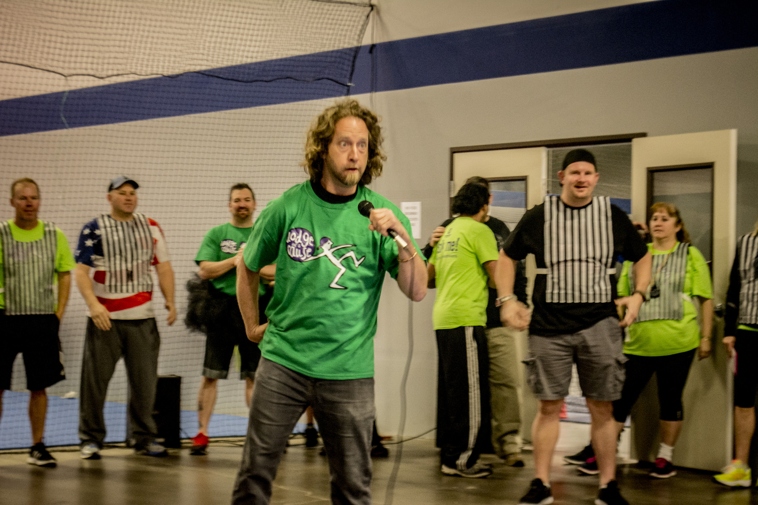 Dodge for a Cause 2017: Josh Blue