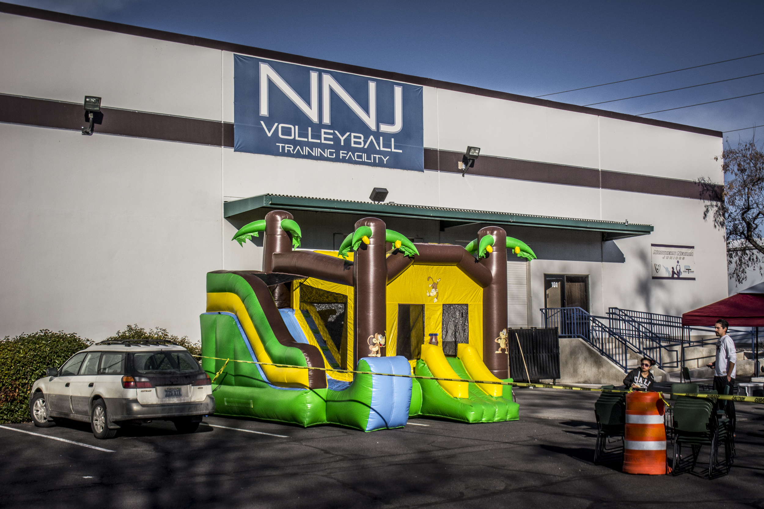 Dodge for a Cause: Bounce House