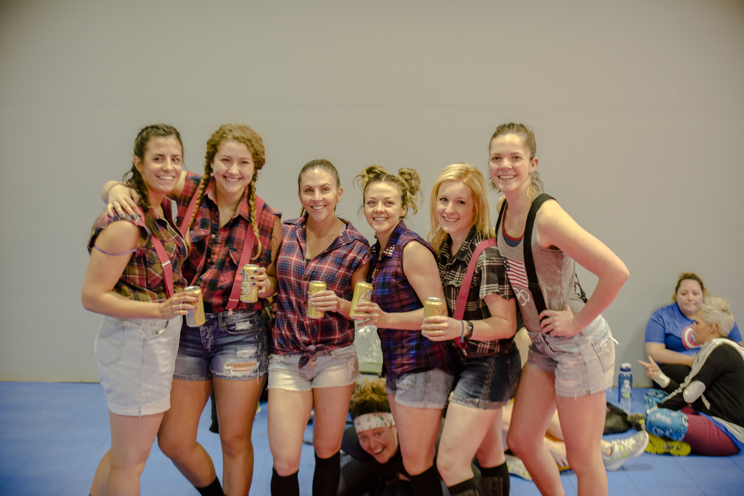 Dodge for a Cause 2017: Team Lumberjacks (Oh, hello there)